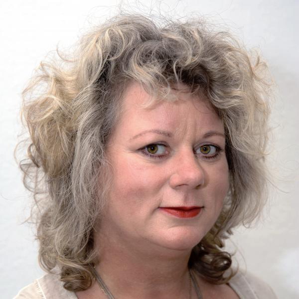 Porträt Cornelia Haaf
